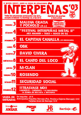 cartel-interpeñas-zaragoza-2003